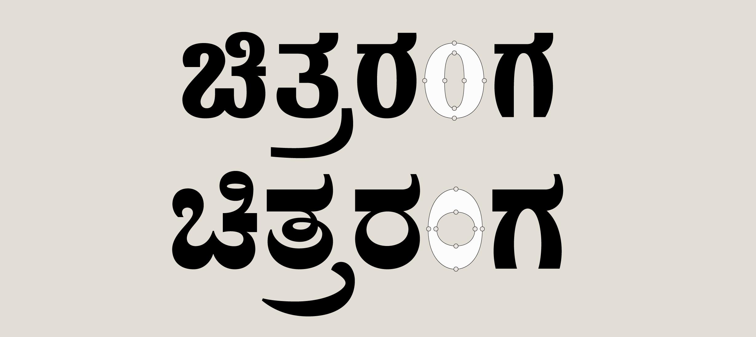 Custom Fonts for Prajavani | Indian Type Foundry